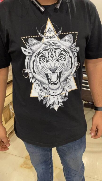 Durable T Shirt Print Heat Transfers in India